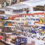 Catálogo de estanterías para supermercados - Línea blanca