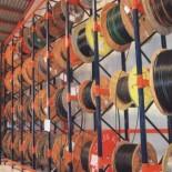 Catálogo de estanterías para bobinas