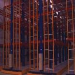 Catálogo de estanterías con sistemas móviles