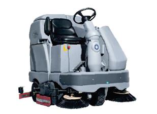 Distribución de gama completa de maquinaria de limpieza Nilfisk